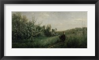 Framed Spring, 1857