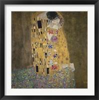 Framed Kiss,  1907-1908