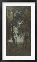Framed Cliffs (Les Falaises), 1882
