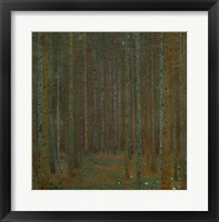 Framed Tannenwald (Pine Forest), 1902
