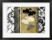 Gardenscape I Framed Print