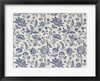 Framed Toile Fabrics IX