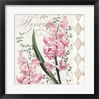 Hyacinth I Framed Print