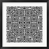 Framed Alahambra