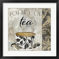 Art of Tea II Framed Print