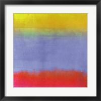 Gradients III Framed Print