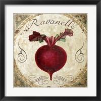 Mangia I Framed Print