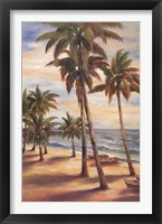 Framed Tropical Paradise II