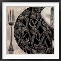 Framed Victorian Table II
