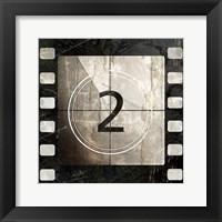 Framed Vintage Countdown II