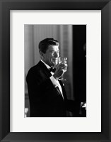 Framed Ronald Reagan