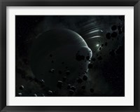 Framed Tyche ( Hypothetical Planet)