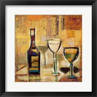 Framed Wine Tasting I