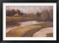 Framed Sand Trap I