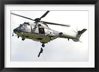 Framed Eurocopter AS332