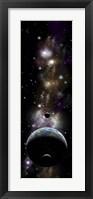 Framed Earth-Like Planet
