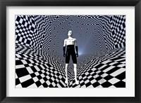 Framed Mankinds use of Binary Language