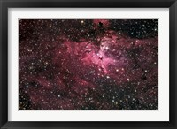 Framed Eagle Nebula