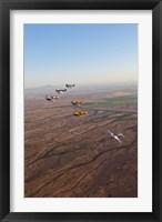 Framed Extra 300 Aerobatic Aircraft