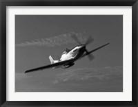 Framed P-51D Mustang 1