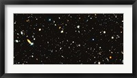 Framed Deep Space
