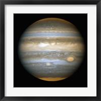 Framed Jupiter I
