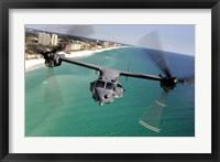 Framed CV-22 Osprey