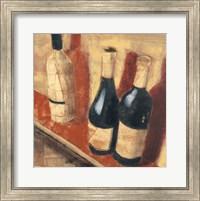 Framed Vino, Vino, Vino 1
