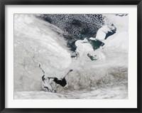 Framed White Sea, Russia