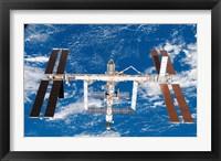 Framed Space Station
