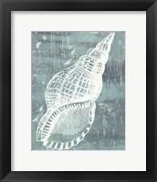 Ocean Tokens II Framed Print