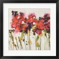 Dandy Flowers I Framed Print