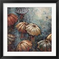 Framed Umbrellas