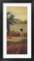 Framed Fairway Companion I