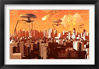 Framed War of the Worlds