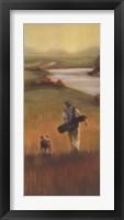 Fairway Companion II Framed Print
