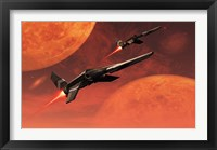 Framed Star Fighters