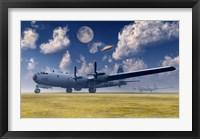 Framed Enola Gay B-29 Superfortress