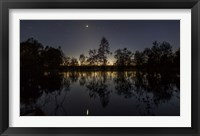 Framed Venus and Twilight