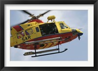 Framed AB-412 Tweety Helicopter