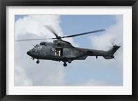 Framed Eurocopter AS532 Cougar?
