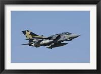 Framed Panavia Tornado GR4 of the Royal Air Force