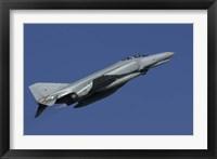 Framed German F-4F Phantom