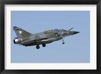 Framed Mirage 2000D