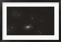 Framed Sunflower Galaxy