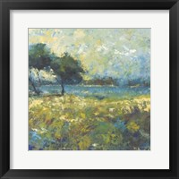 Harmony of Color I Framed Print