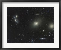 Framed Virgo Cluster