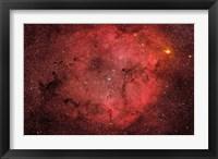 Framed IC 1396