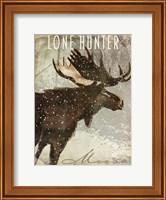 Framed Winter Game Four