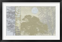 Tree Language II Framed Print